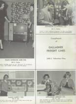 1956 Natrona County High School Yearbook Page 170 & 171