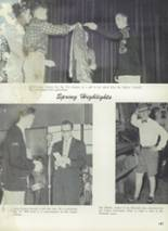 1956 Natrona County High School Yearbook Page 190 & 191