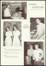1963 Taylors Falls High School Yearbook Page 10 & 11