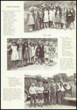 1963 Taylors Falls High School Yearbook Page 12 & 13