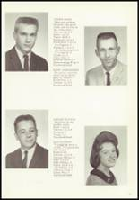 1963 Taylors Falls High School Yearbook Page 14 & 15