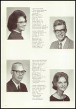 1963 Taylors Falls High School Yearbook Page 16 & 17
