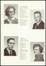 1963 Taylors Falls High School Yearbook Page 18 & 19