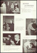 1963 Taylors Falls High School Yearbook Page 22 & 23