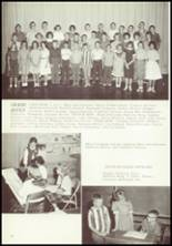 1963 Taylors Falls High School Yearbook Page 30 & 31