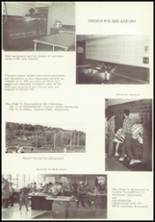 1963 Taylors Falls High School Yearbook Page 32 & 33