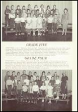 1963 Taylors Falls High School Yearbook Page 34 & 35