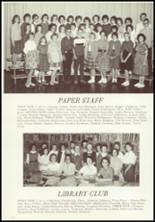 1963 Taylors Falls High School Yearbook Page 38 & 39