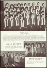 1963 Taylors Falls High School Yearbook Page 42 & 43