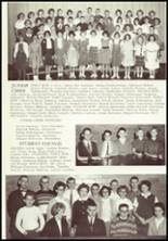 1963 Taylors Falls High School Yearbook Page 44 & 45