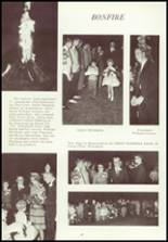 1963 Taylors Falls High School Yearbook Page 46 & 47