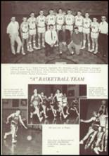 1963 Taylors Falls High School Yearbook Page 50 & 51