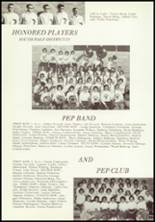 1963 Taylors Falls High School Yearbook Page 52 & 53