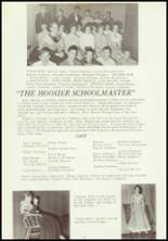 1963 Taylors Falls High School Yearbook Page 60 & 61