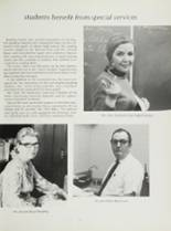 1972 Liberty High School Yearbook Page 34 & 35