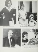 1972 Liberty High School Yearbook Page 36 & 37