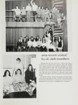 1972 Liberty High School Yearbook Page 68 & 69
