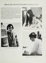 1972 Liberty High School Yearbook Page 84 & 85