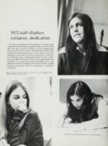 1972 Liberty High School Yearbook Page 86 & 87