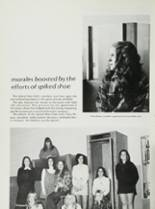 1972 Liberty High School Yearbook Page 92 & 93