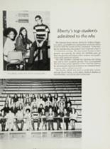 1972 Liberty High School Yearbook Page 94 & 95