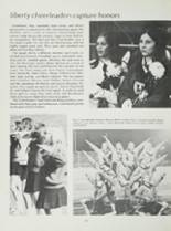 1972 Liberty High School Yearbook Page 108 & 109