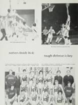 1972 Liberty High School Yearbook Page 114 & 115