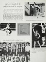 1972 Liberty High School Yearbook Page 130 & 131