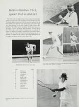 1972 Liberty High School Yearbook Page 132 & 133