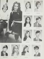 1972 Liberty High School Yearbook Page 140 & 141