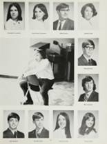 1972 Liberty High School Yearbook Page 154 & 155
