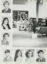 1972 Liberty High School Yearbook Page 156 & 157