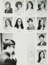 1972 Liberty High School Yearbook Page 158 & 159