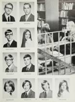 1972 Liberty High School Yearbook Page 160 & 161