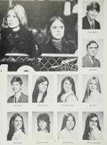 1972 Liberty High School Yearbook Page 166 & 167