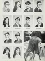 1972 Liberty High School Yearbook Page 170 & 171