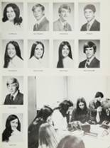 1972 Liberty High School Yearbook Page 180 & 181
