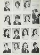 1972 Liberty High School Yearbook Page 182 & 183