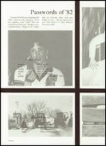 1982 West Bend High School Yearbook Page 10 & 11
