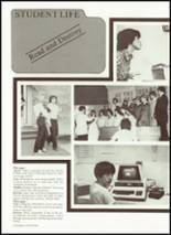 1982 West Bend High School Yearbook Page 12 & 13