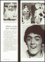 1982 West Bend High School Yearbook Page 14 & 15