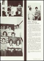 1982 West Bend High School Yearbook Page 20 & 21