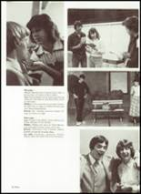 1982 West Bend High School Yearbook Page 24 & 25