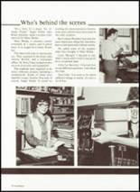 1982 West Bend High School Yearbook Page 36 & 37