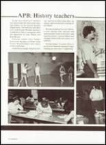 1982 West Bend High School Yearbook Page 38 & 39