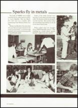 1982 West Bend High School Yearbook Page 40 & 41