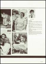 1982 West Bend High School Yearbook Page 42 & 43