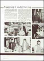 1982 West Bend High School Yearbook Page 46 & 47