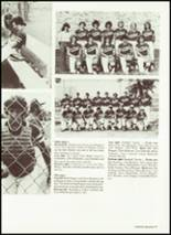 1982 West Bend High School Yearbook Page 50 & 51