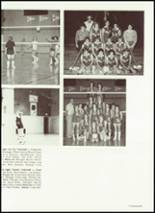 1982 West Bend High School Yearbook Page 52 & 53